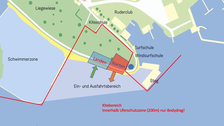 Regeln-Kitebereich-Starten-Landen